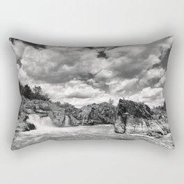 Great Falls National Park, Virginia Rectangular Pillow