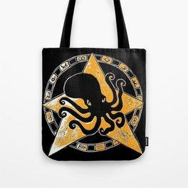 Cephalopod God Tote Bag