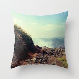 Aso, Japan Throw Pillow