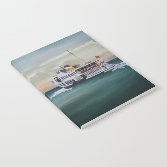 Ferry İstanbul Notebook