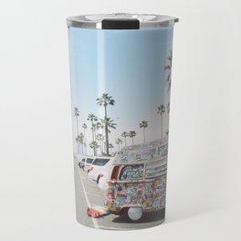 Newport CA Travel Mug