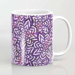 I don't need to improve - Purple and pink Coffee Mug