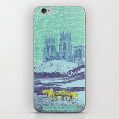 The Lands Where the Reindeer Graze iPhone & iPod Skin