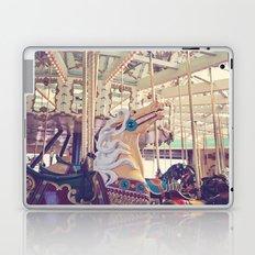 Boardwalk Carousel Laptop & iPad Skin