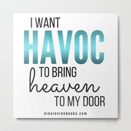 Havoc Metal Print