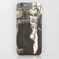 Portrait of Vincent Price in the Laboratory Slim Case iPhone 6s