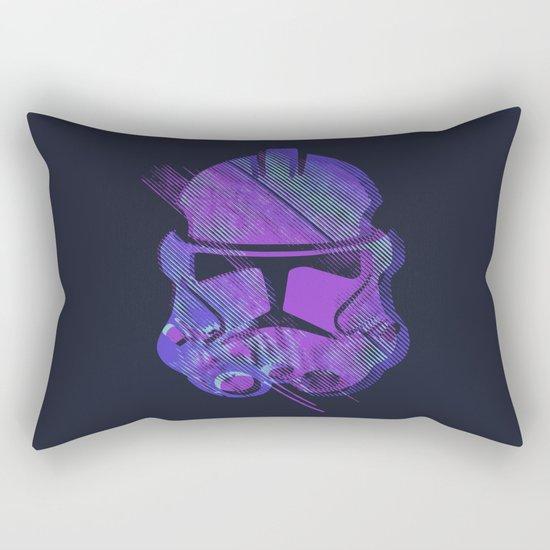 Splash Trooper Rectangular Pillow
