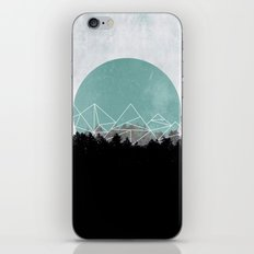 Woods Abstract 2 iPhone & iPod Skin