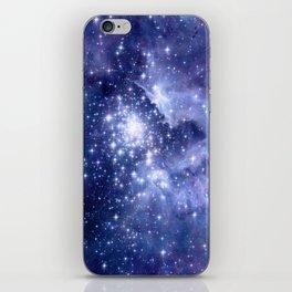 Cobalt Dreams, Universe Stars Space Nebula iPhone Skin