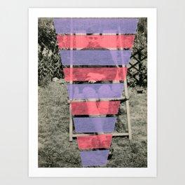 Life Through Filters Art Print