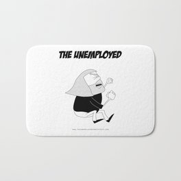 The Unemployed - Monni Bath Mat