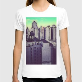 Muted Cityscape T-shirt