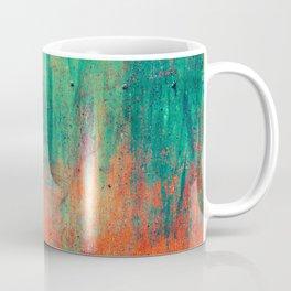 Vintage metal Coffee Mug
