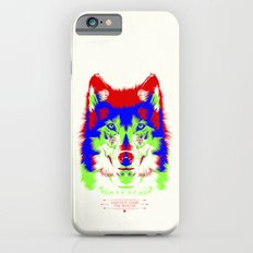 WOLF RGB iPhone 6s Slim Case