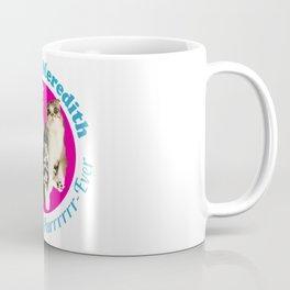 Olivia & Meredith Best Friends Coffee Mug