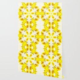 sunflower smiles Wallpaper
