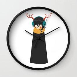 Nil Wall Clock