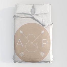 A&P 1 Duvet Cover
