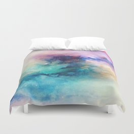 Dreaming by Nature Magick Duvet Cover