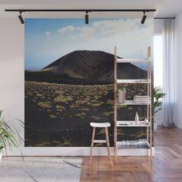 Mount Etna Sicily Wall Mural
