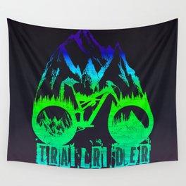 Trailrider Wall Tapestry