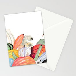 Gorgeous And Gourdy Stationery Cards
