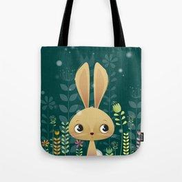 Bunny! Tote Bag