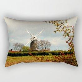 Bircham Windmill Rectangular Pillow