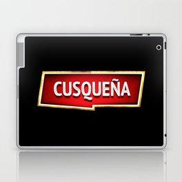 Cerveza Cusqueña Laptop & iPad Skin