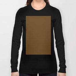 Pullman Brown (UPS Brown) Long Sleeve T-shirt