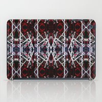 calligraphy iPad Cases featuring Abstract Calligraphy  by Martha Calderon