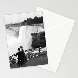 Vintage Niagara Falls - View From Goat Island - 1908 Stationery Cards