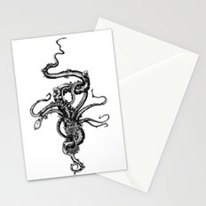 Octoflowers Stationery Cards