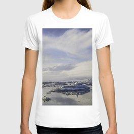 Glacial Lagoon 04 T-shirt
