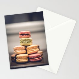 Macaron Delights Stationery Cards