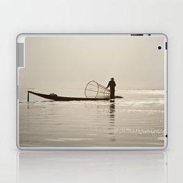 Inle Lake Myanmar Laptop & iPad Skin