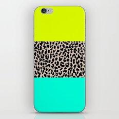 Leopard National Flag XI iPhone & iPod Skin