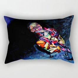 Niki in Graffiti Rectangular Pillow