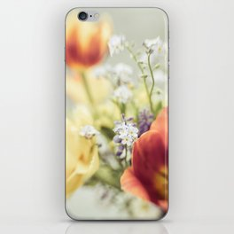 Cut through the Garden iPhone Skin