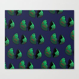 The Num Nums - The Egg Canvas Print