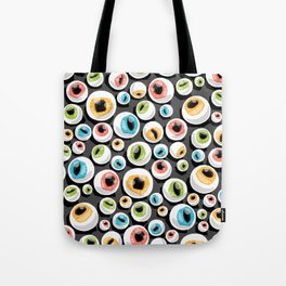 eyeballs Tote Bag