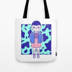Eleven Stranger Things Tote Bag