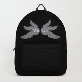 Archangel Michael with Wings Backpack