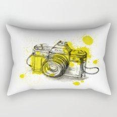 Collect Moments Rectangular Pillow