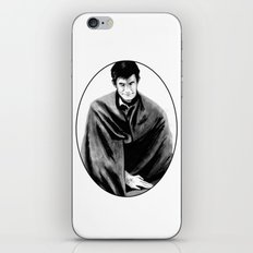 I Wouldn't Even Harm A Fly iPhone & iPod Skin