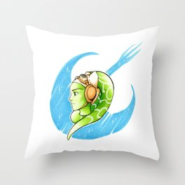 Phoenix Leader Throw Pillow