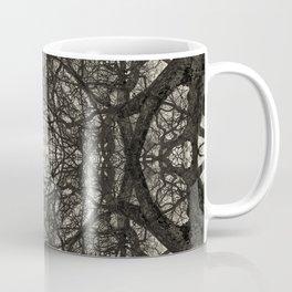 Branching Symmetry Coffee Mug