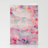 sunset Stationery Cards featuring Sunset by Georgiana Paraschiv