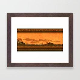 The Longest Day Framed Art Print