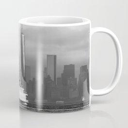 Ferry & Freedom Tower Coffee Mug